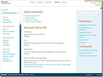 2 Admin Portal