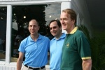 Golf Tournament with Microsoft Vice President Jon Roskill and IAMCP President Kerry Gerontianos